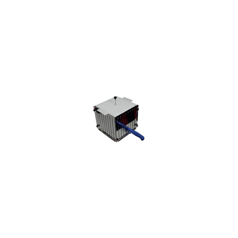Machine à brochette inox