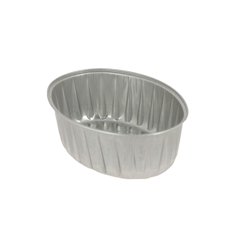 ramequin ovale en aluminum