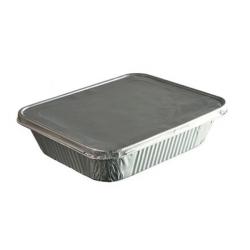 couvercle aluminium pour plat en aluminium