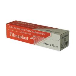 boite distributrice en carton pour film étirble