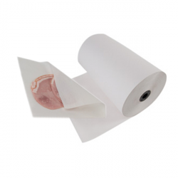 rouleau de papier emballage thermo blanc
